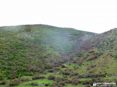 Nacimiento Río Cofio - Comida Navidad;experiencial senderismo jubilados madrid viajes naturaleza sa